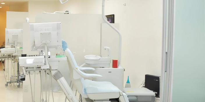 歯科の診察室