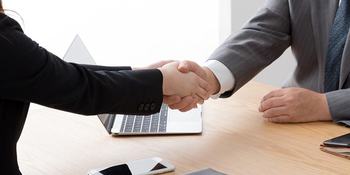 企業間の合意